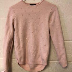 Cute Light Pink Sweater